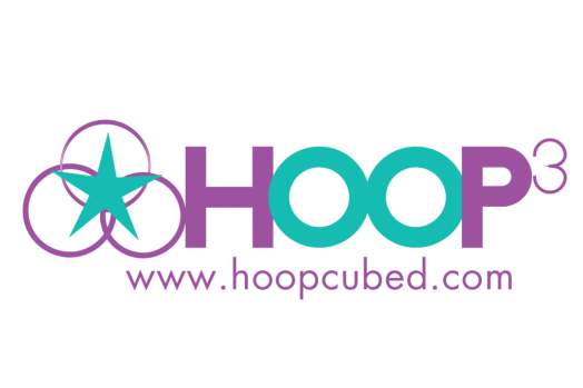 Hoop Cubed- Exercise like you did as a kid, without thinking about it!